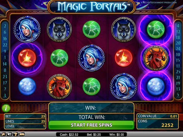 ベラジョンカジノ_MAGIC PORTALS_1